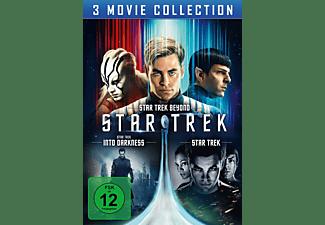 STAR TREK - Three Movie Collection DVD