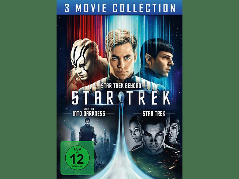 STAR TREK - Three Movie Collection [DVD]