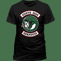 CID COMPLETELY INDEPENDENT Riverdale SOUTH SIDE SERPENTS T-Shirt T-Shirt, Schwarz
