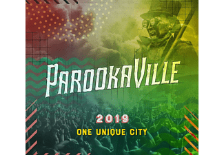 VARIOUS - Parookaville 2019  - (CD)