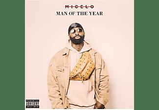 Micel O - Man of the Year  - (CD)