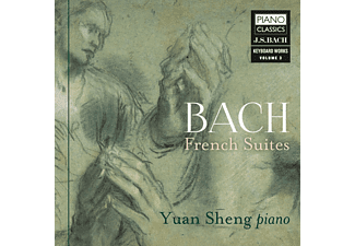 Yuan Sheng - Bach: French Suites CD