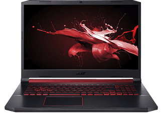 ACER Gaming Notebook Nitro 5 AN517-51-7700, schwarz (NH.Q5DEV.001)