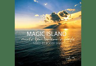 Roger Shah - Magic Island Vol.9-Music For Balearic People  - (CD)