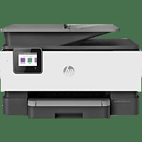 HP OfficeJet Pro 9012 Thermal Inkjet Multifunktionsdrucker WLAN Netzwerkfähig