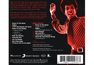 Sly & the Family Stone - Dance To The Music  - (CD)