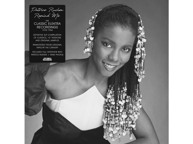 Patrice Rushen - Remind Me (1978-1984) [CD]