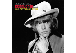 Brian Jones Presents His Favorite Songs CD