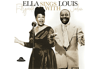 Ella & Louis Fitzgerald - Ella Sings With Louis  - (Vinyl)