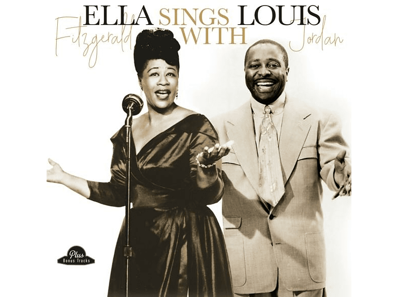 Ella & Louis Fitzgerald - Ella Sings With Louis [Vinyl]