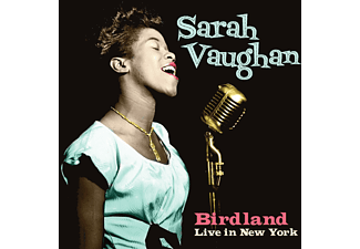 Sarah Vaughan - Birdland - Live In New York (Reissue) (CD)