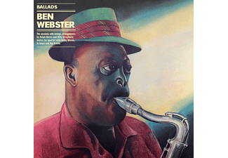 Ben Webster - Ballads (Digipak) (CD)