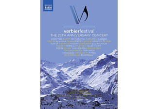 VARIOUS, Verbier Festival Chamber Orchestra, Rias Kammerchor, Gabor Takács-nagy - Verbier Festival-The 25th Anniversary Concert  - (DVD)