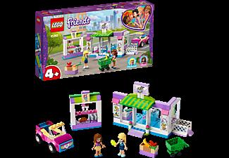 LEGO 41362 Supermarkt von Heartlake City Bausatz, Mehrfarbig