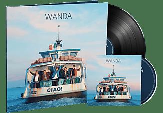 Wanda - Ciao! (180g Vinyl inklusive Deluxe CD)  - (Vinyl)