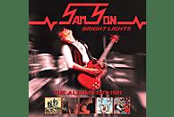 Samson - Bright Lights-1979-81 (5CD Boxset+Poster) [CD + Merchandising]