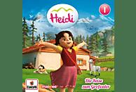 Heidi - 01/Die Reise zum Großvater (CGI) - (CD)