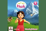 Heidi - 02/Freunde für immer (CGI) - (CD)