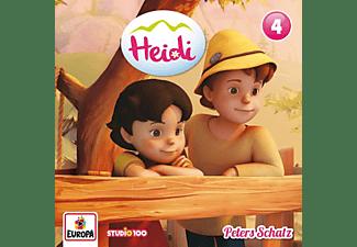 Heidi - 04/Peters Schatz (CGI)  - (CD)