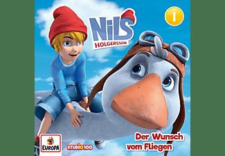 Nils Holgersson - 01/Der Wunsch vom Fliegen (CGI)  - (CD)