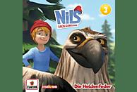 Nils Holgersson - 03/Die Heldenfeder (CGI) - (CD)