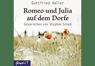 Gottfried Keller - Romeo Und Julia Auf Dem Dorfe  - (CD)