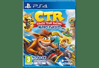 Crash Team Racing: Nitro Fueled UK PS4