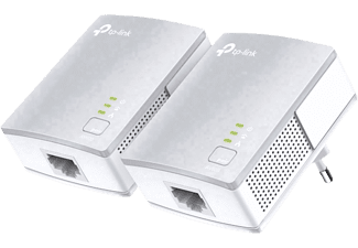 TP-LINK TL-PA411 Starter Kit - Adaptateur Powerline (Blanc)