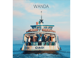 Wanda - Ciao! (Limited farbige 180g Vinyl inklusive Deluxe CD)  - (LP + Bonus-CD)