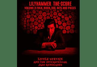 Little Steven & The Interstellar Jazz Renegades - Lilyhammer The Score Vol.2 (Ltd.2LP)  - (Vinyl)