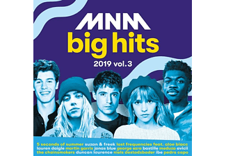 Differents artistes - MNM - Big Hits 209 - Volume 3 CD (Discbox Slider)