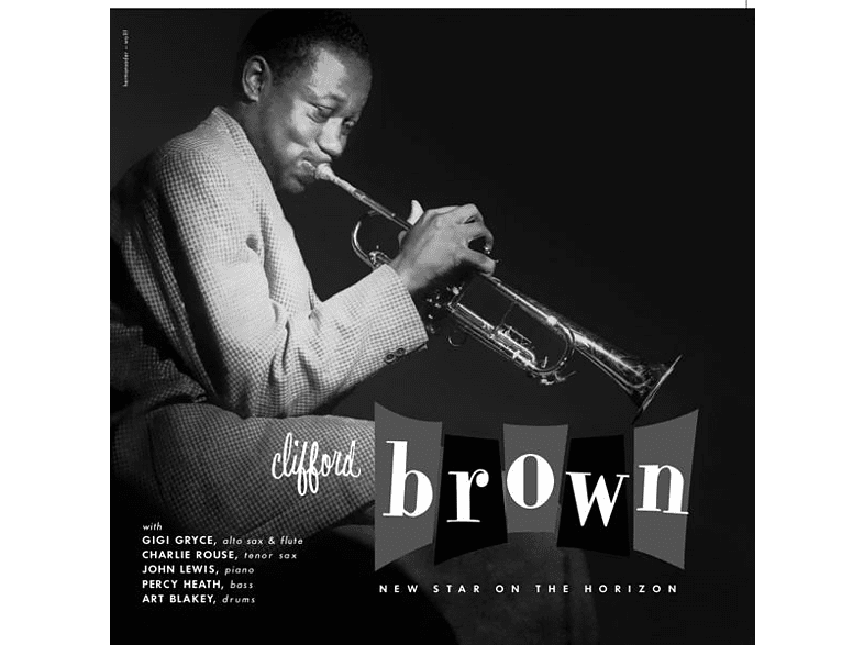 Clifford-sextet Brown - New Star On The Horizon [Vinyl]