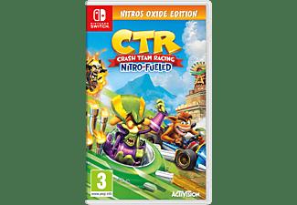 Crash Team Racing: Nitro Fueled Nitros Oxyde Edition UK Switch