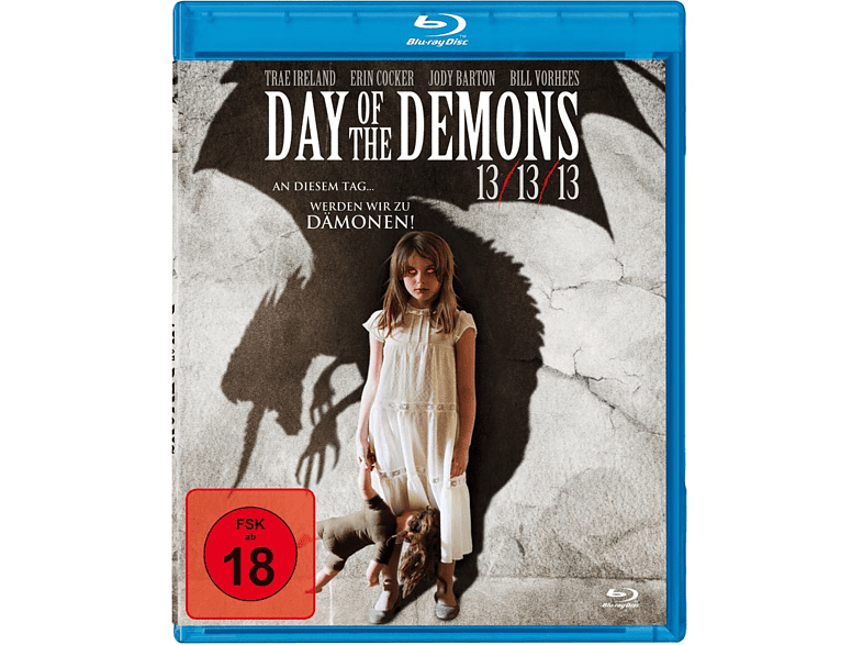 Day of the Demons - 13/13/13 - Das Ende ist nah [Blu-ray]