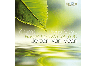 "Jeroen Van Veen - Yiruma: Piano Music ""River Flows In You"" CD"