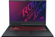 ASUS ROG STRIX G (G731GU-EV032T), Gaming Notebook mit 17.3 Zoll Display, Core™ i7 Prozessor, 16 GB RAM, 512 GB SSD, GeForce® GTX 1660 Ti, Schwarz