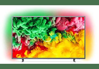 PHILIPS 65PUS6703/12 LED TV (Flat, 65 Zoll / 164 cm, UHD 4K, SMART TV, Ambilight, SAPHI)