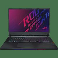 ASUS ROG Strix Scar III G731GW (G731GW-H6223T), Gaming Notebook mit 17.3 Zoll Display, Core i7 Prozessor, 8 GB RAM, 512 GB SSD, 1 TB HDD, NVIDIA® GeForce RTX™ 2070, Gun Metal