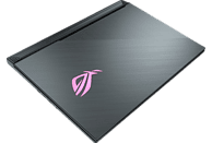 ASUS ROG STRIX SCAR III (G731GW-EV104T), Gaming Notebook mit 17.3 Zoll Display, Core™ i7 Prozessor, 16 GB RAM, 512 GB SSD, 1 TB SSHD, GeForce® RTX™ 2070, SCAR Gunmetal Black