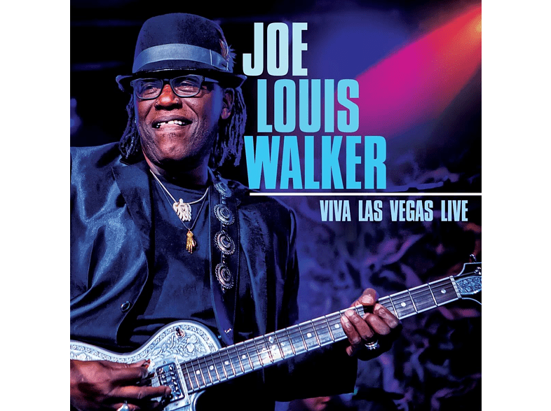 Joe Louis Walker - Viva Las Vegas Live [CD + DVD Video]