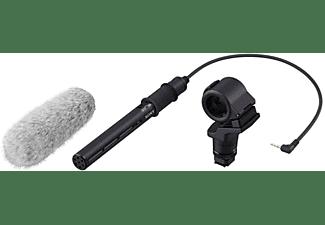 SONY ECM-CG60, Mikrofon, Schwarz
