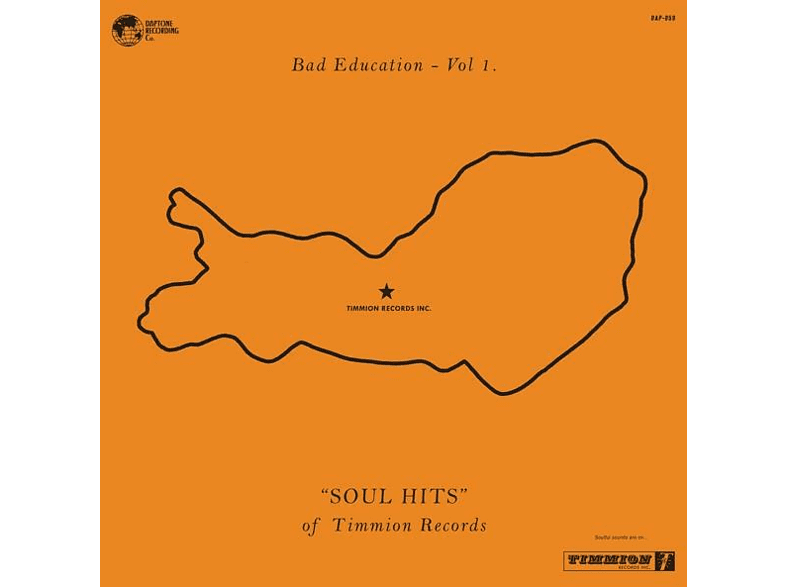 VARIOUS - Bad Education Vol.1 [CD]