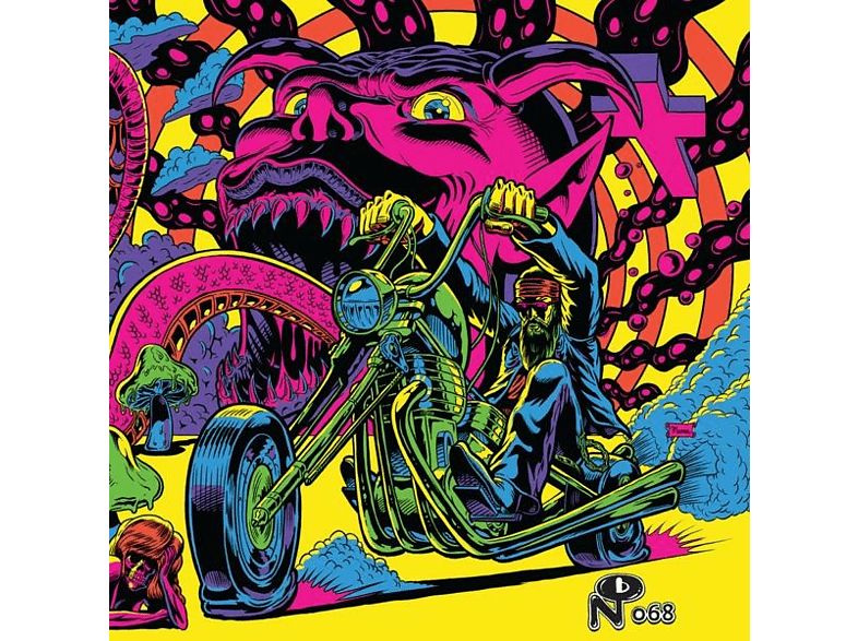 VARIOUS - Warfaring Strangers: Acid Nightmares (Coloured LP) [Vinyl]