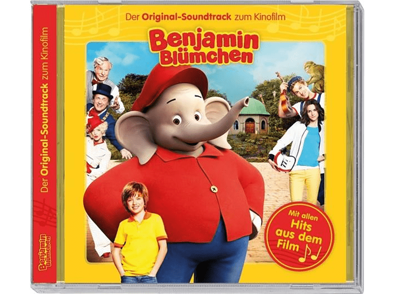 VARIOUS - Der Soundtrack zum Kinofilm [CD]