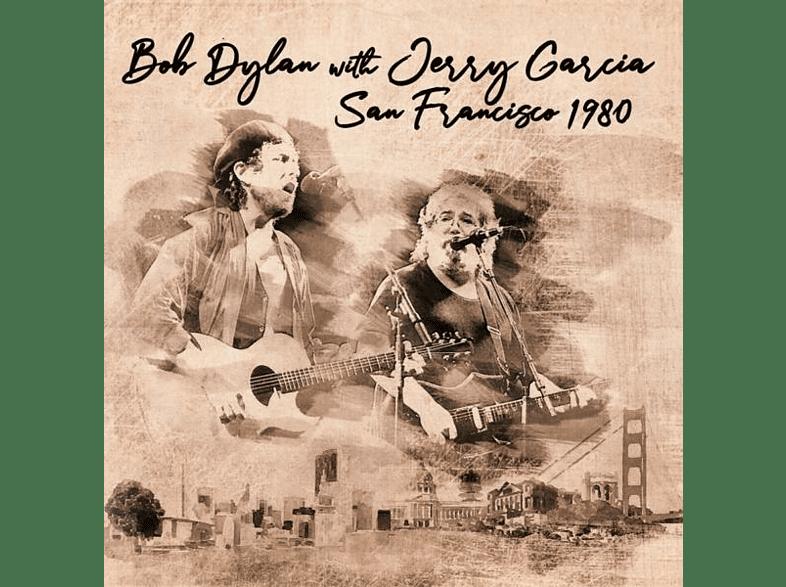 Bob Dylan, Jerry Garcia - San Francisco 1980 (Gtf.2LP-Set) [Vinyl]