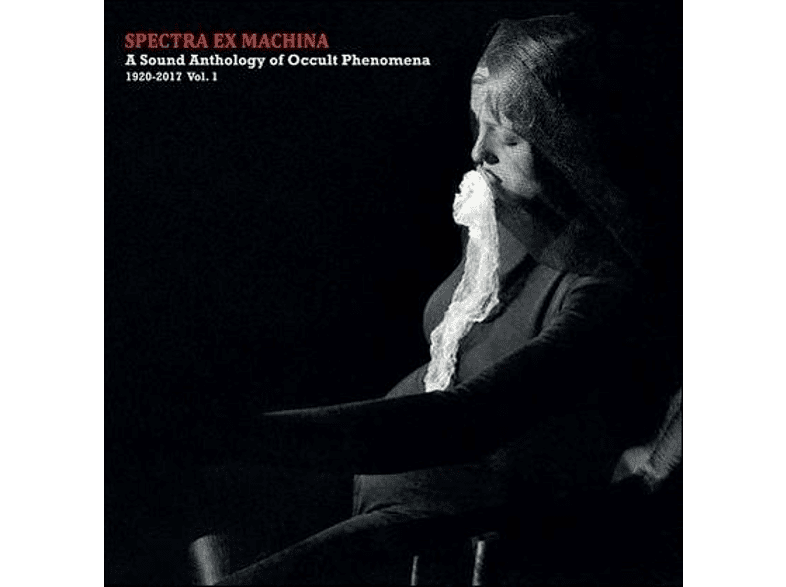VARIOUS - Spectra Ex Machina-A Sound A [CD]