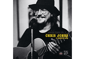Jones,Chris & Carr,Charlie - Analog Pearls Vol.3 (180g Vinyl)  - (Vinyl)