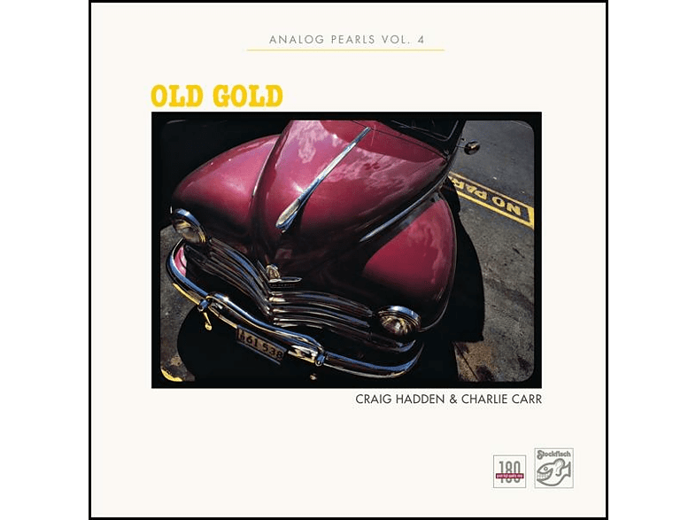 Craig Hadden & Charlie Carr - Old Gold-Analog Pearls Vol.4 (180g Vinyl) [Vinyl]