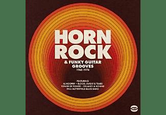 VARIOUS - Horn Rock & Funky Grooves 1968-1974  - (CD)