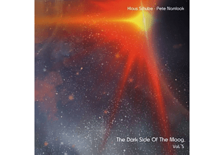 Klaus Schulze, Pete Namlook - Dark Side Of The Moog Vol.5-Psychedelic Brunch  - (Vinyl)